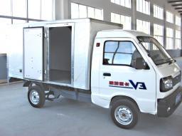 Мини-фургоны грузовики, электрические.4500 USD
