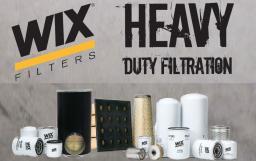 Фильтры для грузовиков и спецтехники WIX (США) Caterpillar, Komatsu, CAT, Volvo, MAN, Scania, Iveco,Freightliner
