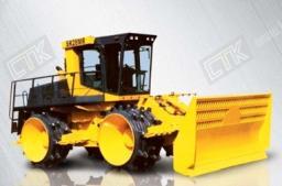Компактор SHANTUI SR28MR (уплотнитель мусора и грунта) .