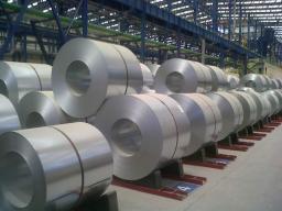 Рулонная сталь с оцинкованным покрытием