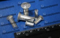 Заклепки стальные ГОСТ 10299-80, 10300-80