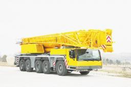 Аренда крана 220 тонн (Казахстан,Россия,страны СНГ)