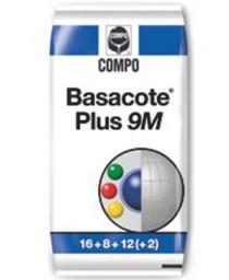 Комплексное удобрение Basacot Plus 9M,(Базакот Плюс 9М),мешок 25 кг