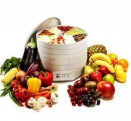 Сушилка для фруктов и овощей Изидри ( Ezidri Ultra FD1000)