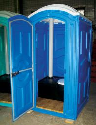 Туалетная мобильная кабинка
