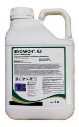 Инсектицивный препарат от комплекса сельхозвредителей Фуфанон,кэ,канистра 5 л.