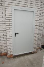 Противопожарные двери  Ei-60 (ДПМ)