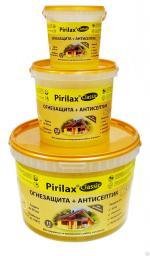 Огнезащитная пропитка-антисептик Pirilax - Classic для древесины