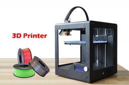 3D принтеры,Настольный 3D-принтер,3D-принтер светоотверждаемым полимером 3DP-10 1080104