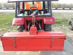 Фреза земляная для мнитрактора почво-фреза 1gn-160, 1600 мм