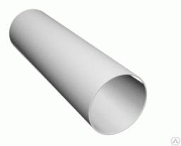 Труба водосточная белая пластик 3м. (Водостоки пластиковые