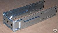 Подвес для металлопрофиля усиленный (520x40x1,0мм)