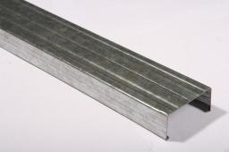 Профиль для монтажа гипсокартона размер 60*27мм (Толщина металла 0,5 мм)