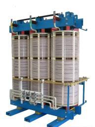 Сухой трансформатор ,Сухой трансформатор воздушнобарьерной изоляцией 2980202