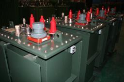 Трансформатор,Подземный трансформатор серии S11-D класса 10кВ 2980204