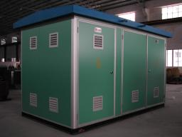 Трансформаторная подстанция YBZ11-630/10(6)/0.4kV 2980205
