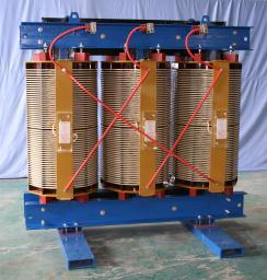 Сухой трансформатор ,Трансформатор10(6)/0.4кВ класса H SGB10-100~3150kVA/10(6)/ 2980207