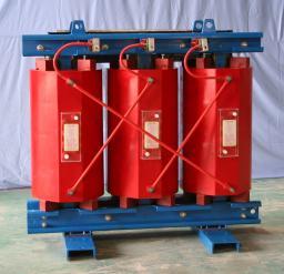 Сухой силовой трансформатор ,Сухой трансформатор из эпоксидной смолы 10(6)кВ класса F SCB10-630/10(6)/0.4 2980209