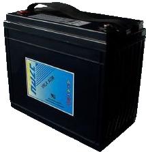 Аккумулятор Haze HZB12-120 AGM