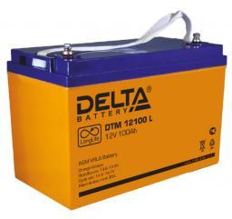 Аккумулятор DTM 12100 L