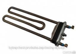 Тэн для стиральной машинки Beko 1450W, L195mm - 120mm, ориг. код 2703371400