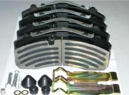 Колодка тормозная диска тормозного ЛиАЗ-5292; 29061