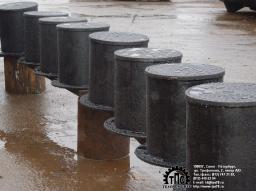 Ковер газовый стальной малый диаметр 159