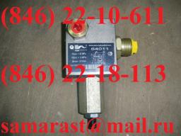 Блок с гидроклапанами 640.11