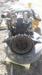 Разборка JCB 220 двигатель