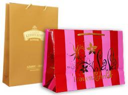 Подарочные бумажные пакеты