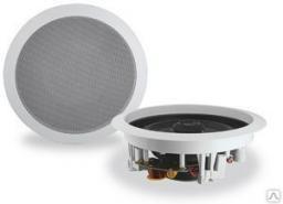 Комплект - микшер-усилитель, 4 потолочных акустических системы, кабель