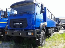 Вахтовый автобус Урал 32552-0013-79М-28 мест , 2018 г.в. в наличии