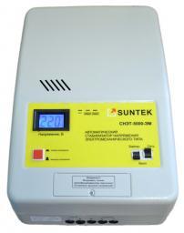 Стабилизатор напряжения SUNTEK 5000 ВА ЭМ
