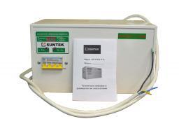 Стабилизатор напряжения симисторный (тиристорный)  SUNTEK ТТ 20000 ВА
