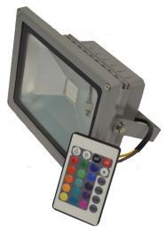 Прожектор светодиодный RGB 50 ватт