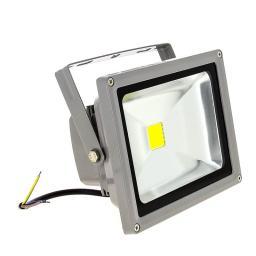 Светодиодный прожектор 30W питание 12V