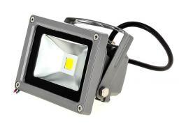 Светодиодный прожектор 10W питание 24V
