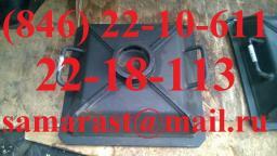 Подпятник КС-4572А (под гидроцилиндр 140.110х500.55)