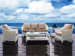 Комплект для отдыха,Наружный диван из ротанга / садовый диван / надворный диван / наружная мебель 9053, 2920209