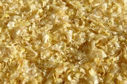 Корм кукурузный молотый
