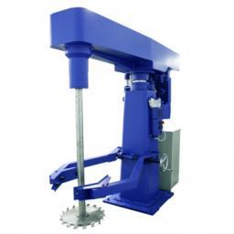 Промышленные диссольверы для производства краски или ЛКМ