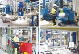 Реакторное оборудование для производства смазок