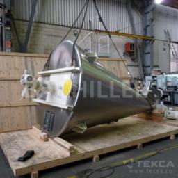Вертикальная сушильная машина Eliconomix MCV-NS