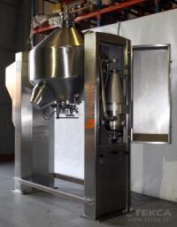 Двухконусная сушильная машина MBC-S