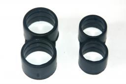 Заглушки 8-ки для капельных трубок д.16 и 20 мм.