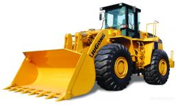 41С0111 редуктор передний LiuGong CLG862