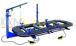 Платформенный стапель с 2-сторонним подъемом