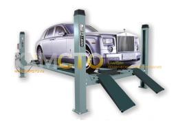 Подъемник четырехстоечный г/п 4500 кг. платформы для сход-развала KRW4.5WA