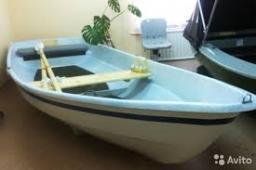 Лодка Касатка 450 стеклопластиковая