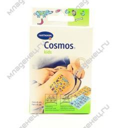 "Пластырь Hartmann Cosmos ""Kids"" 10 шт. Пластинки с рисунком Hartmann"